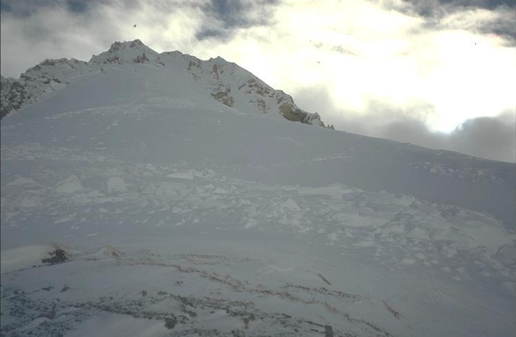 Avalanche Mont Thabor, secteur Punta Bagna, Bosse de la combe - Photo 1