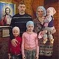 Вера помогла укрепить семью