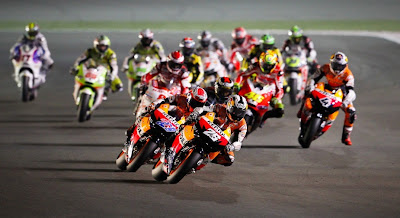 Losail Qatar MotoGP 2011