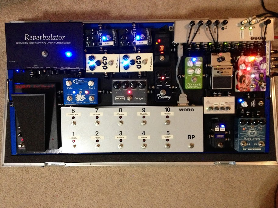 Time For Another Show Your Pedal Board Thread Page 4
