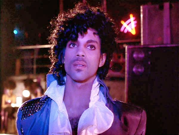 Prince en los tiempos del Purple rain