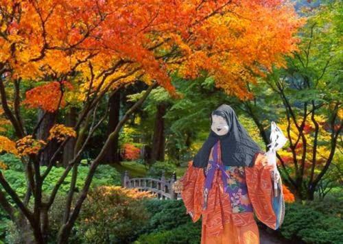 Goddess Okame