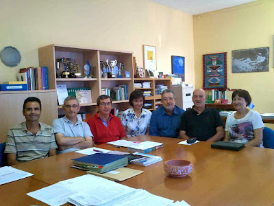 Equipo directivo 2013-14