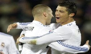 Goles Malaga R Madrid  [3-2] resultado 22 Dic Benzema