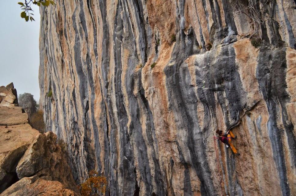 cidibi - rock climbing