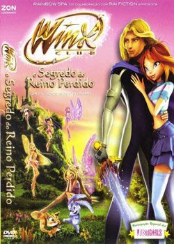 Download – O Clube das Winx: O Segredo do Reino Perdido – DVDRip AVI + RMVB Dublado