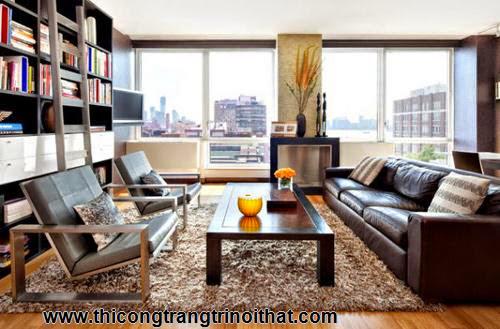 Sắm sofa da rộn ràng đón Tết - <strong><em>Thi công nội thất gỗ</em></strong>-5