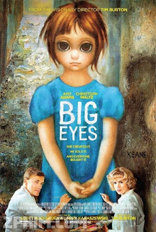Mắt To - Big Eyes (2014) Poster