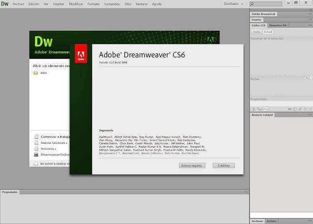 adobe dreamweaver cs6 full 32 bit