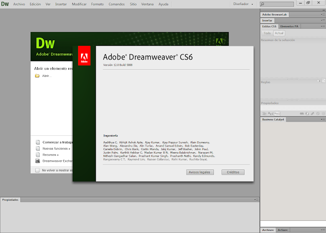 Adobe Dreamweaver CS6 Serial Number Free Download with ...