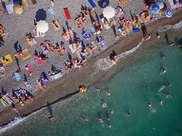 18 bức ảnh chụp bằng Drone tuyệt vời nhất năm 2014 - 56202