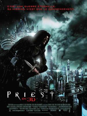 Cinéma : quelques films vus et appréciés : Priest