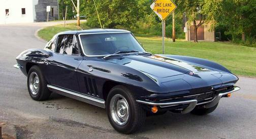 Corvette 1958-1969, GL 106780a