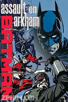 Người Dơi: Đột Kích Arkham - Batman: Assault on Arkham (2014) Poster