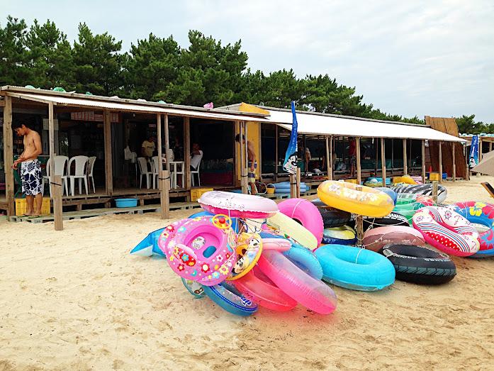 海の家「ビーチボーイ」