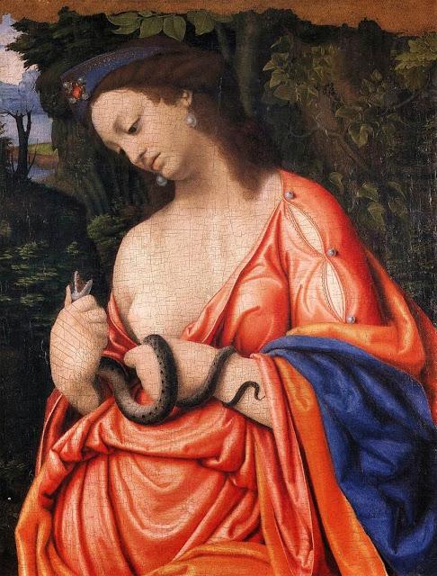 Andrea Solari - Cleopatra
