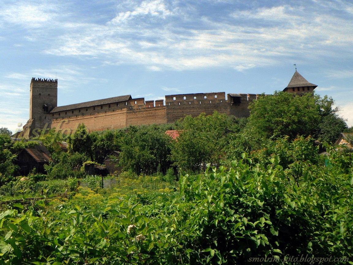 Старый Луцк, Верхний замок фото