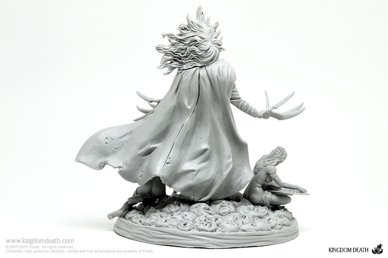 kingdom death monster lion knight