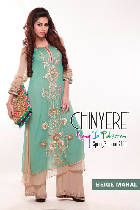 "Chinyere ""Rang Ja Pakistan"" Spring/Summer Collection 2011 Photos"