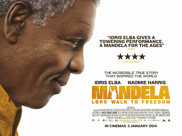 Mandela: Long Walk to Freedom Wallpaper