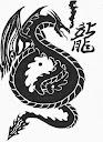 dragon and yin yang tattoo Designs 4