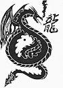 dragon and yin yang tattoo Designs 4