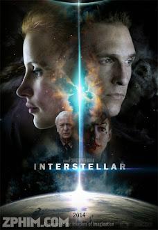 Hố Đen Tử Thần - Interstellar (2014) Poster