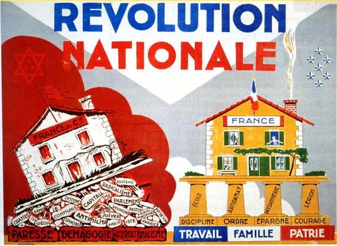 Histoire g ographie 3eme blog de fabien chaumard etudier une affiche de pro - La maison de france 5 ...