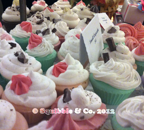 Cupcake Soaps by Lavage