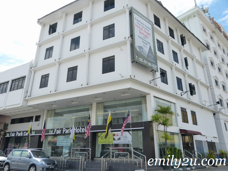 good hotels in Ipoh