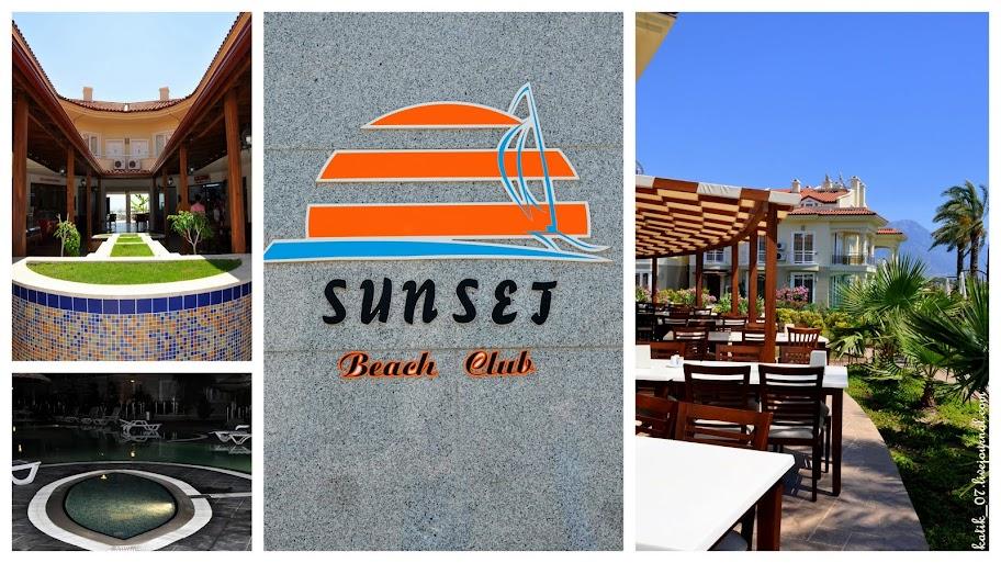 Sunset Beach Club, Чалыш, Фетхие