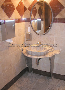 Interior, Kitchen & Bath, Pedestal Sinks, Stone Vanities, Vanities, Vessel Sinks