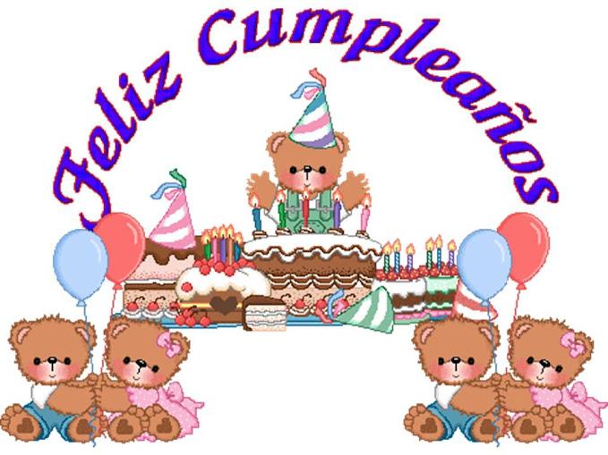 Feliz Feliz Cumpleaño