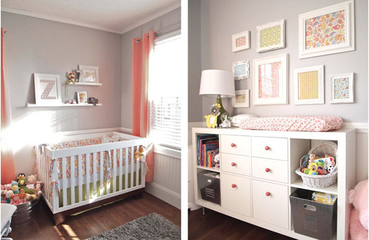 A deco inspiracion exterior cuartos de bebe originales for Dormitorio original
