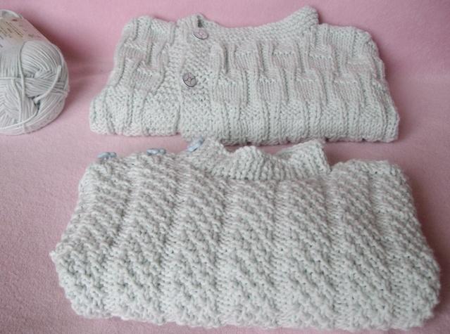 Бамбуковый свитер и кофточка