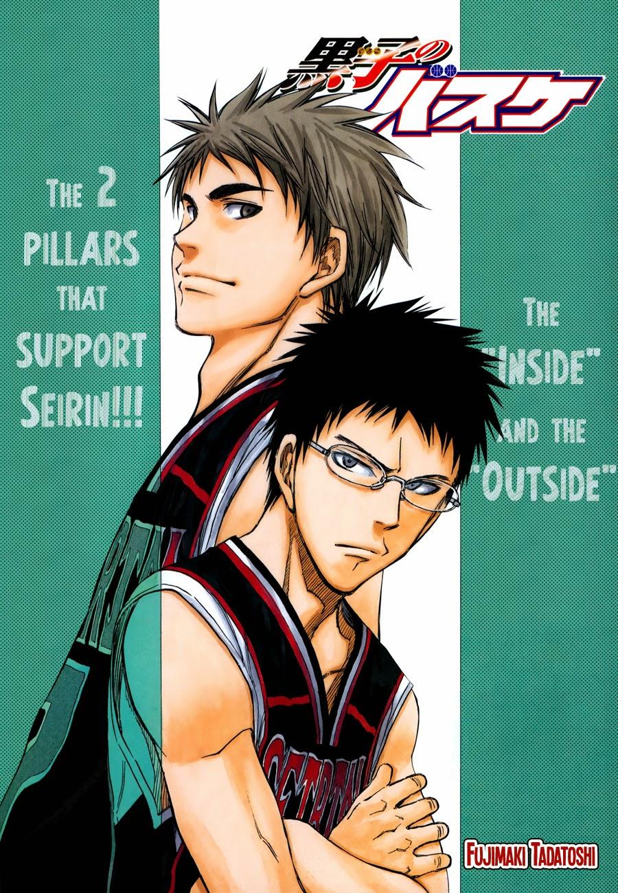 Kuroko no Basket Manga Chapter 259 - Image 01