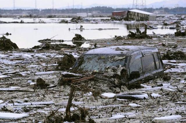 Tsunami – Japão 2011 - As melhores imagens da tragedia... Fotos-do-japao-6