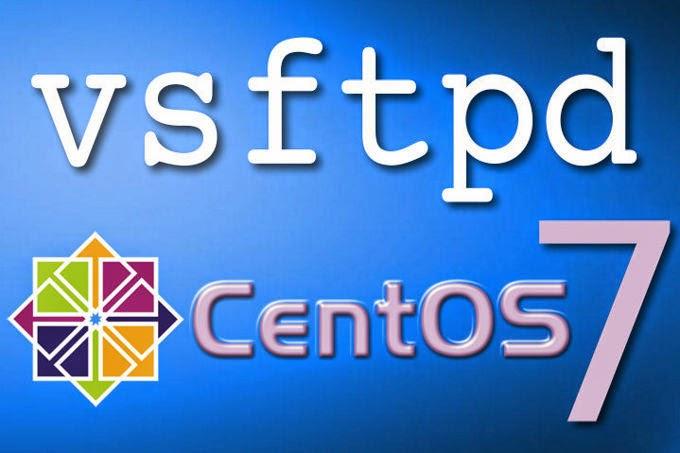 Cómo configurar un servidor FTP sobre CentOS 7
