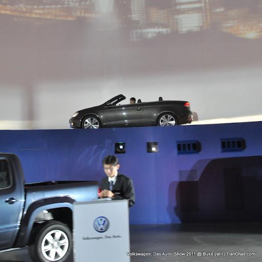 volkswagen das auto show 2011 the dome stadium bukit jalil. Black Bedroom Furniture Sets. Home Design Ideas