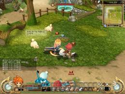 Legend Of Edda Is A 3D Fantasy MMORPG With Chibi Anime Inspired Graphics Has Sharp Visuals And An In Depth Class System That Offers