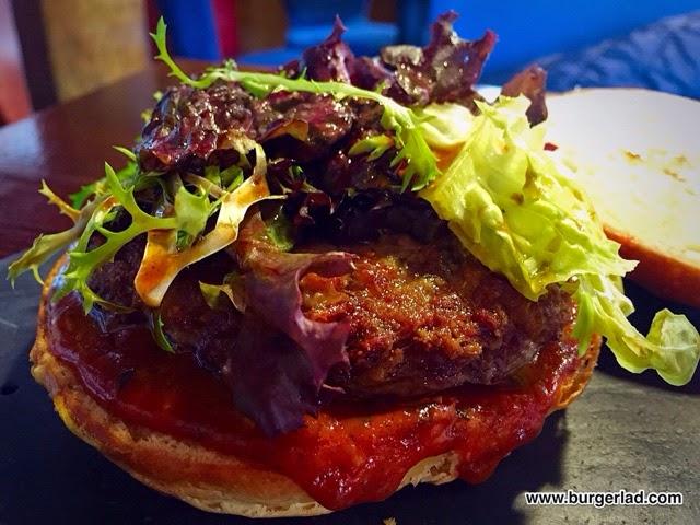 Comptoir Gascon Duck Burger