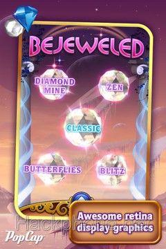 Bejeweled 2 - Game Ăn kim cương cho Iphone và Ipad