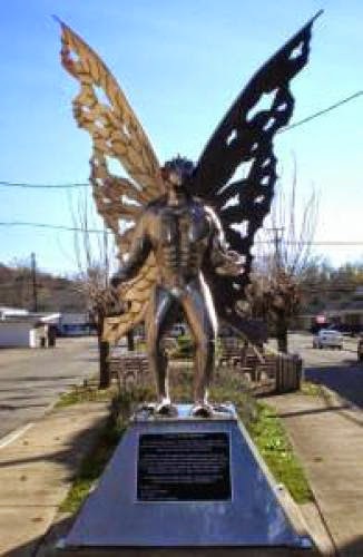 A Look At The Mothman Phenomenon