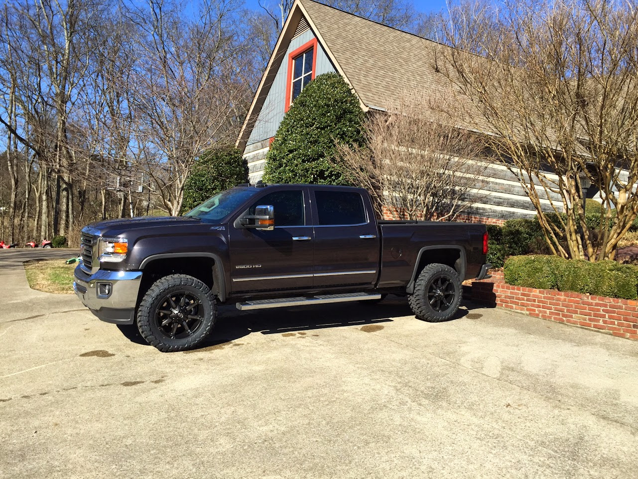 Leveled 2015 Thread Page 22 Chevy And Gmc Duramax