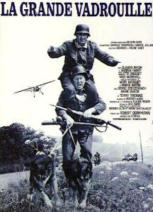 Đào Thoát Khỏi Nước Đức - La Grande Vadrouille poster