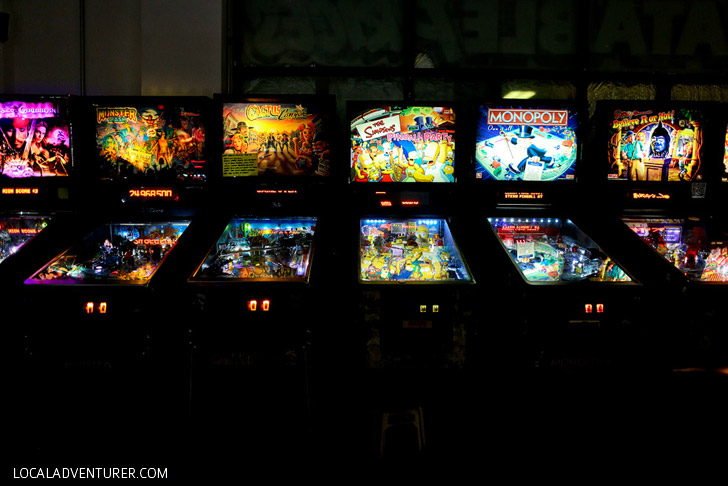 Pinball Hall of Fame Las Vegas NV - Best Things to Do in Las Vegas.