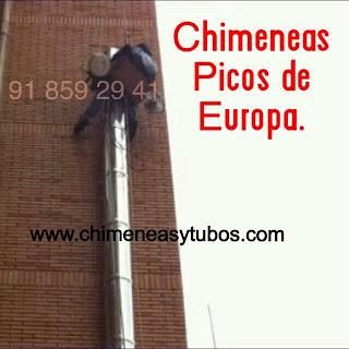 Chimeneas picos de europa montadores de chimeneas en - Chimeneas picos de europa ...