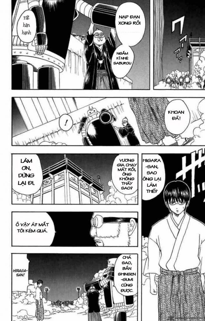 Gintama Chap 31 page 10 - Truyentranhaz.net