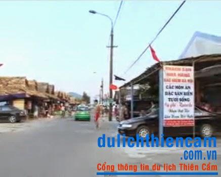 Khách sạn Bảo hiểm xã hội Thiên Cầm