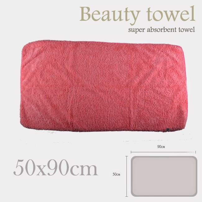 貝柔MIT超強七倍吸水長絨柔纖抗菌 小浴巾(美容巾/枕巾)